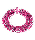 Weave Got Maille Pretty European 4-in-1 Bracelet Kit-Pink