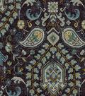 Swavelle Mill Creek Home Decor Print Fabric-Moonstone