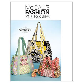 McCall's Crafts Totes & Bags-M5822