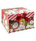 Maker\u0027s Holiday Large Mini Flip Box-Snow Celebration