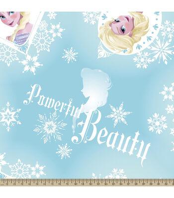 "Disney® Frozen Organza Fabric 56""-Powerful Beauty"