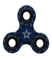 Dallas Cowboys Diztracto Spinnerz-Three Way Fidget, , hi-res