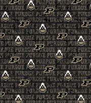 "Purdue University Boilmakers Cotton Fabric 43""-Distressed, , hi-res"