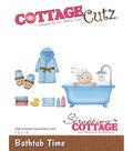 Cottagecutz Die-Bathtub Time 2.2\u0022X1.8\u0022