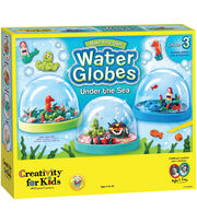 Creativity For Kids Make Your Own Under The Sea Water Globes, , hi-res
