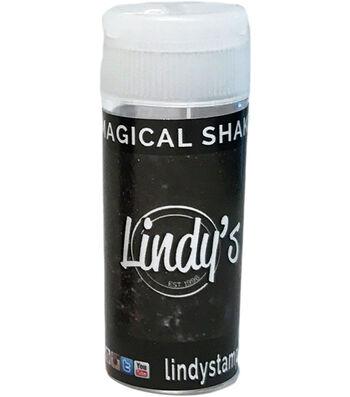 Lindy's Stamp Gang Magical Shaker-Black Forest Black