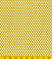 "Made in America Cotton Fabric 44""-Polka Dots Green, , hi-res"