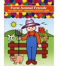 Do-A-Dot Activity Book-Farm Animals Friends