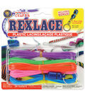 Rexlace Plastic Lace Combo Packs-Neon Secondaries