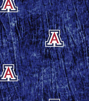 "University of Arizona Wildcats Cotton Fabric 44""-Tie Dye, , hi-res"
