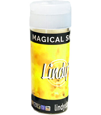 Lindy's Stamp Gang Magical Shaker-Yodeling Yellow