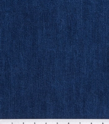 "Sew Classic Stretch Denim Fabric 52""-Stovepipe"