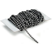 1 Row Blck-bling On A Roll 3mm, , hi-res