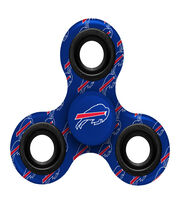 Buffalo Bills Diztracto Spinnerz-Three Way Fidget, , hi-res