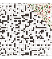 Kaisercraft Home For Christmas Double-Sided Cardstock-Mistletoe, , hi-res