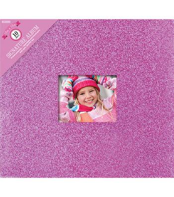Pink -scrapbook 12x12