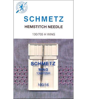 Schmetz Hemstitch Needle 1/Pk-Size 16/100