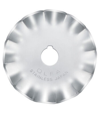 Olfa Rotary Scallop Blade-45mm