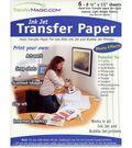 Photo Effects Ink Jet Transfer Paper-8-1/2\u0022x11\u0022 6/Pkg