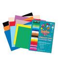 Roselle\u0027s Vibrant Construction Paper 12\u0027\u0027 x 18\u0027\u0027-50 sheets Assorted Colors