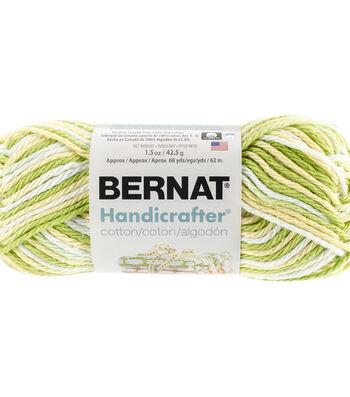 Green Drm-yarn Handicrafter