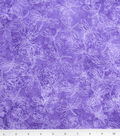 Keepsake Calico™ Fabric 44\u0022-Sundrenched Dragonfly on Lavender