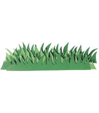 """Jolee's By You Dimensional Embellishments 2""""X4"""" Sheet- Grass"""