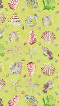 Waverly Print Fabric 54\u0022-Shore Thing/Honeydew