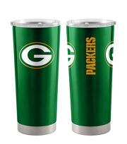 Green Bay Packers 20 oz Insulated Stainless Steel Tumbler, , hi-res