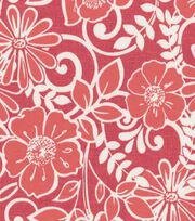 "Keepsake Calico™ Cotton Fabric 44""-Lettsworth Begonia, , hi-res"