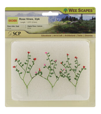 Wee Scapes Rose Vines Miniature