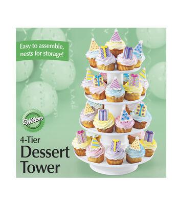 Wilton® 4-Tier Stacked Dessert Tower