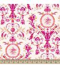 Jennifer Paganelli Cotton Fabric 44\u0022-Swirl