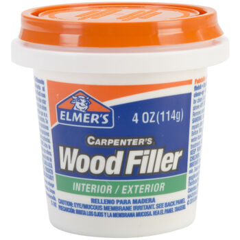 Elmer's Carpenter's Wood Filler Interior/Exterior