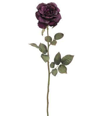 """Bloom Room 28"""" Margaret Rose Stem-Eggplant"""