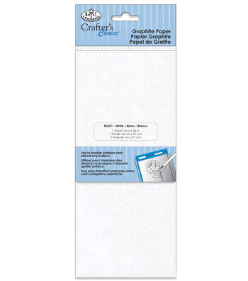 "Royal & Langnickel® 18""x36"" Graphite Paper-White"