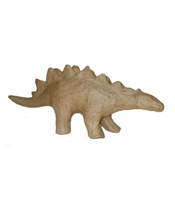 Paper Mache-Stegosaurus
