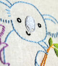 Penguin & Fish Hand Embroidery Pattern-Koala