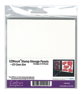 Crafter's Companion EZMount CD Case Storage Panels
