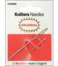 Colonial Knitters Needles-2/Pkg