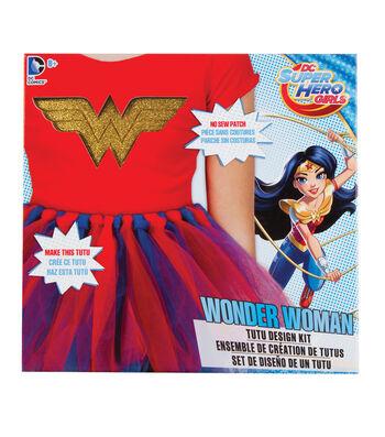 DC Comics Super Hero Girls Tutu Design Kit-Wonder Woman