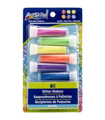 Artskills® 6pcs Glitter Shakers