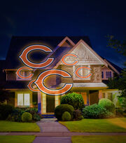 Chicago Bears Team Pride Light, , hi-res