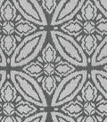 Dena Home Sheer Fabric 55\u0022-Double Vision/Snow