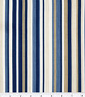Home Essentials Lightweight Decor Fabric 45\u0022-Glee/Indigo