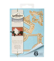 Spellbinders® Shapeabilities® 5 Pack Etched Dies-Untamed Tags, , hi-res