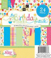 """DCWV 6""""x6"""" Birthday Stack, , hi-res"""