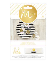 Heidi Swapp Minc Chipboard Shapes 46/Pkg, , hi-res
