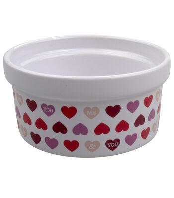 Valentine's Day Ramekin-Hearts