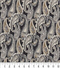 Keepsake Calico™ Cotton Fabric 44\u0022-Apaloosa Onyx